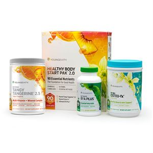 Picture of Healthy Body Distributor Starter Pak 2.5